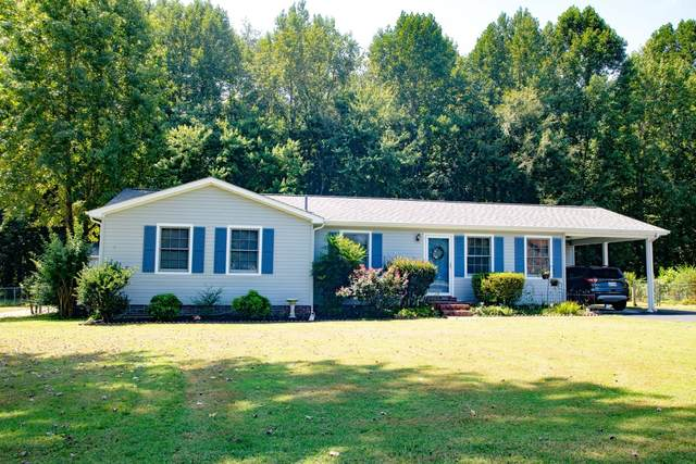 116 Wallace Dr, Tullahoma, TN 37388 (MLS #RTC2158801) :: Nashville on the Move
