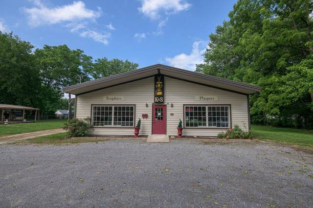510 Country Club Drive, Tullahoma, TN 37388 (MLS #RTC2158820) :: Berkshire Hathaway HomeServices Woodmont Realty