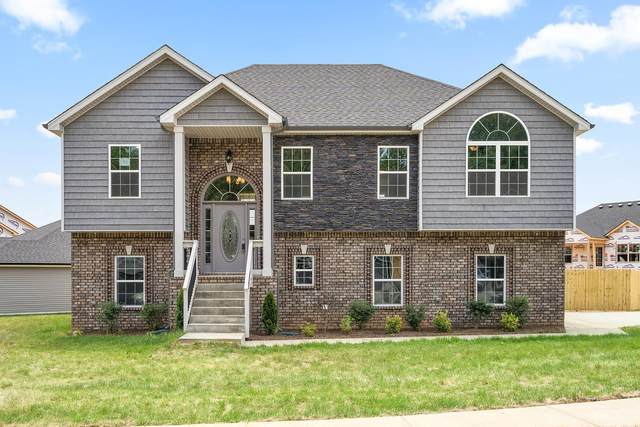 321 Wingfield Drive, Clarksville, TN 37043 (MLS #RTC2158828) :: CityLiving Group