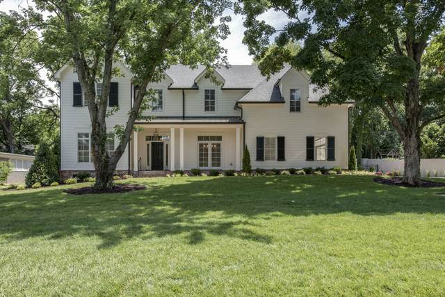 951 Greerland Dr, Nashville, TN 37204 (MLS #RTC2158840) :: Ashley Claire Real Estate - Benchmark Realty