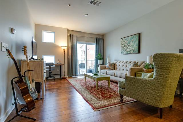 1122 Litton Ave Apt 204, Nashville, TN 37216 (MLS #RTC2159088) :: Village Real Estate