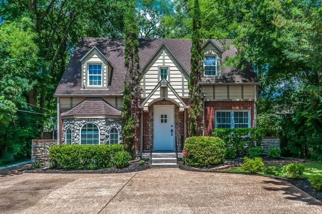 816 Inverness Ave, Nashville, TN 37204 (MLS #RTC2159249) :: Fridrich & Clark Realty, LLC