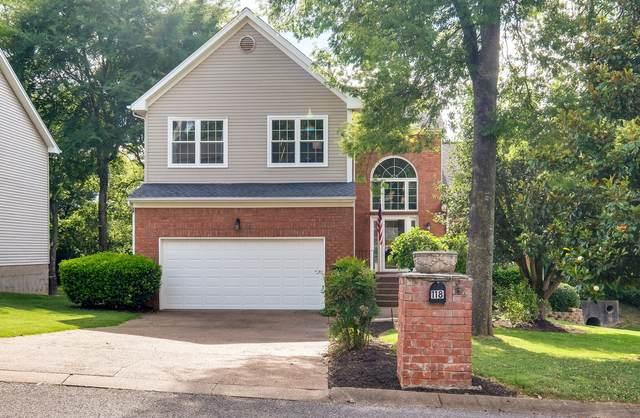 118 W Harbor, Hendersonville, TN 37075 (MLS #RTC2159504) :: Berkshire Hathaway HomeServices Woodmont Realty
