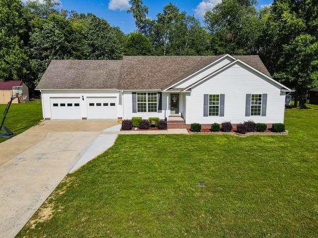 145 Timberline Dr, Lawrenceburg, TN 38464 (MLS #RTC2159557) :: Village Real Estate