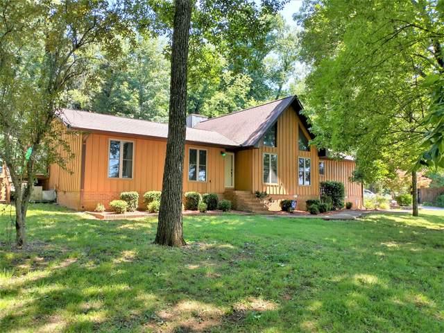 647 Carter Rd, Decherd, TN 37324 (MLS #RTC2159634) :: John Jones Real Estate LLC