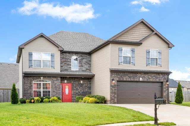 936 Tanager Ct, Clarksville, TN 37040 (MLS #RTC2159716) :: HALO Realty