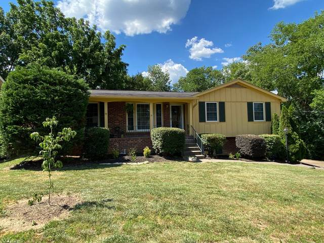 2608 Timberland Dr, Nashville, TN 37217 (MLS #RTC2159946) :: John Jones Real Estate LLC