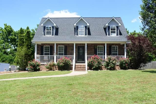 1660 Farmington Dr, Cookeville, TN 38501 (MLS #RTC2160063) :: Nashville on the Move