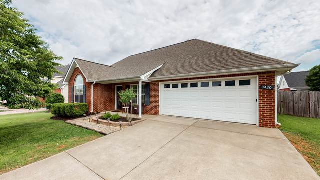 3430 Wellington Pl, Murfreesboro, TN 37128 (MLS #RTC2160215) :: Village Real Estate