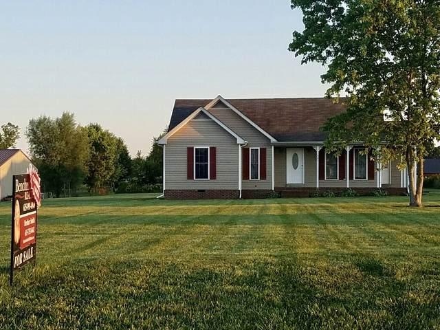 387 Garrett Rd, Lafayette, TN 37083 (MLS #RTC2160219) :: Village Real Estate