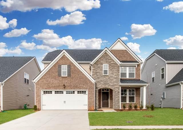 3612 Waterlily Way (Lot 108), Murfreesboro, TN 37129 (MLS #RTC2160337) :: Team Wilson Real Estate Partners