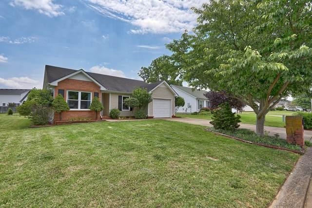 1271 Tiree Dr, Murfreesboro, TN 37128 (MLS #RTC2160378) :: Village Real Estate