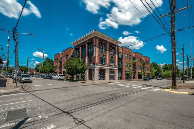 1015 Fatherland St #204, Nashville, TN 37206 (MLS #RTC2160411) :: The Milam Group at Fridrich & Clark Realty