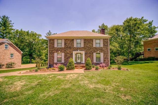 1516 Pinkerton Rd, Brentwood, TN 37027 (MLS #RTC2160470) :: Ashley Claire Real Estate - Benchmark Realty