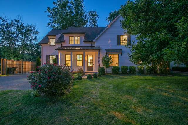 124 Allendale Dr, Nashville, TN 37205 (MLS #RTC2160506) :: The Helton Real Estate Group