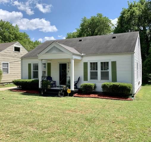 320 Harrington Ave, Madison, TN 37115 (MLS #RTC2160507) :: John Jones Real Estate LLC