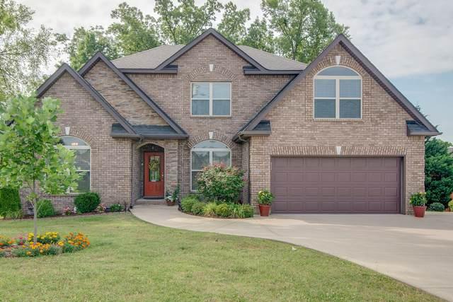 1010 Lily Ann Ct, La Vergne, TN 37086 (MLS #RTC2160657) :: Stormberg Real Estate Group