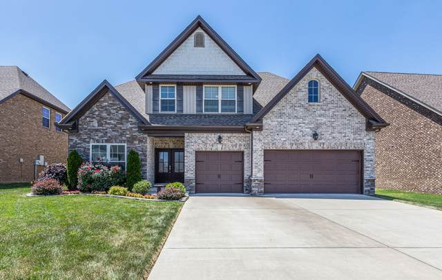 1233 Hensfield Dr, Murfreesboro, TN 37128 (MLS #RTC2160672) :: The Miles Team | Compass Tennesee, LLC