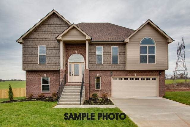 247 Griffey Estates, Clarksville, TN 37042 (MLS #RTC2160675) :: Exit Realty Music City