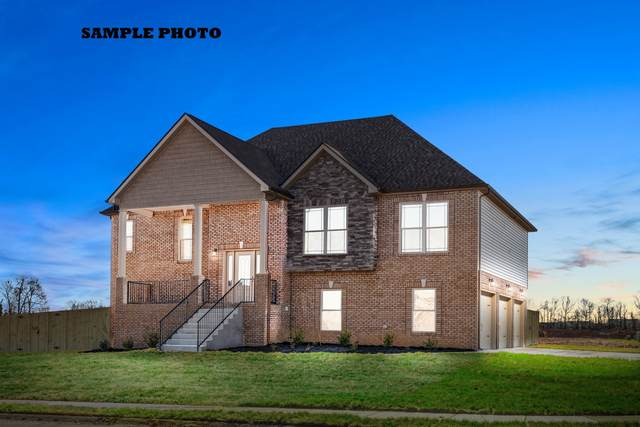 265 Griffey Estates, Clarksville, TN 37042 (MLS #RTC2160768) :: Exit Realty Music City