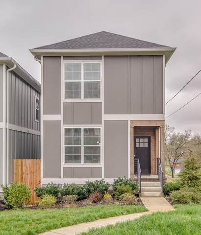 914A 32nd Ave N, Nashville, TN 37209 (MLS #RTC2160842) :: FYKES Realty Group
