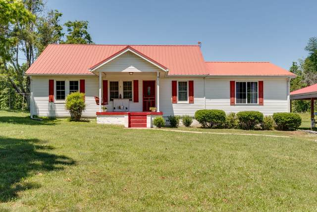 81 Old Highway 43, Summertown, TN 38483 (MLS #RTC2160922) :: Nashville on the Move