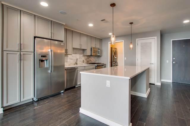 1212 Laurel St #1804, Nashville, TN 37203 (MLS #RTC2160959) :: Village Real Estate