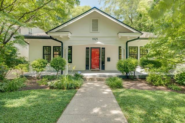 1925 19th Ave S, Nashville, TN 37212 (MLS #RTC2160991) :: Ashley Claire Real Estate - Benchmark Realty