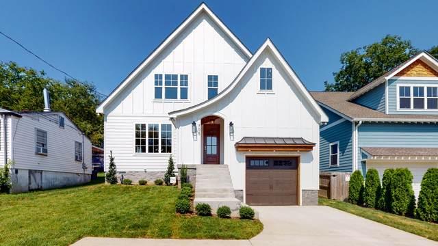 705 Ries Ave, Nashville, TN 37209 (MLS #RTC2161017) :: DeSelms Real Estate