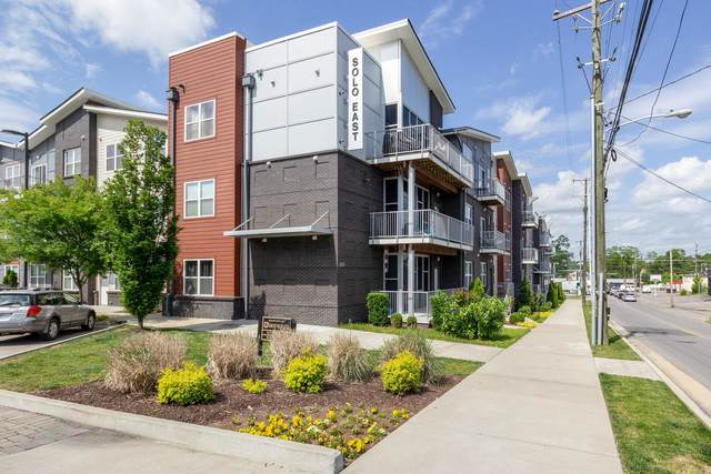 1118 Litton Ave #106, Nashville, TN 37216 (MLS #RTC2161188) :: Berkshire Hathaway HomeServices Woodmont Realty