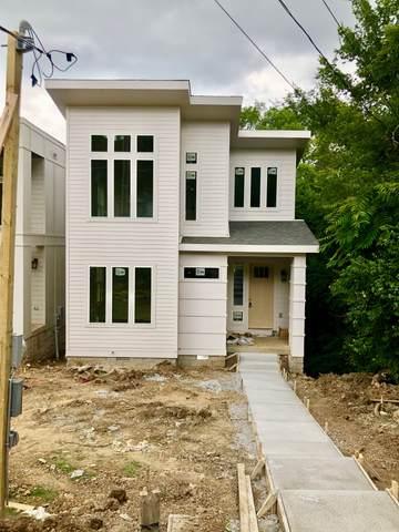 2814B Georgia Ave, Nashville, TN 37209 (MLS #RTC2161192) :: Ashley Claire Real Estate - Benchmark Realty