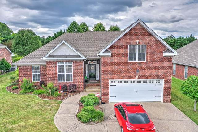 6036 Hagars Grove Pass, Hermitage, TN 37076 (MLS #RTC2161319) :: The Huffaker Group of Keller Williams