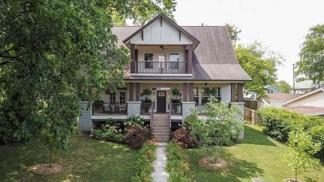 4101 Dakota Ave., Nashville, TN 37209 (MLS #RTC2161402) :: Stormberg Real Estate Group