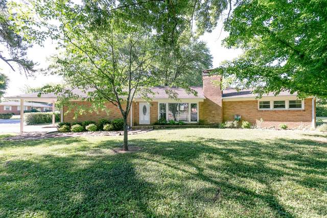 2801 Trotwood Ave, Columbia, TN 38401 (MLS #RTC2161405) :: Village Real Estate
