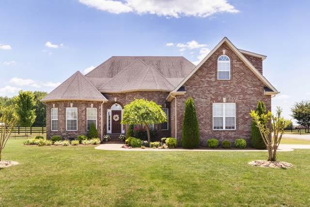 4306 Thoroughbred Ln, Murfreesboro, TN 37127 (MLS #RTC2161559) :: Nashville on the Move