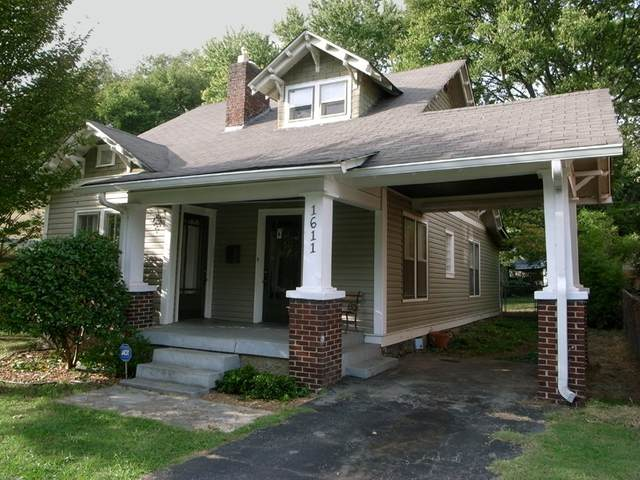 1611 Eastside, Nashville, TN 37206 (MLS #RTC2161692) :: Maples Realty and Auction Co.