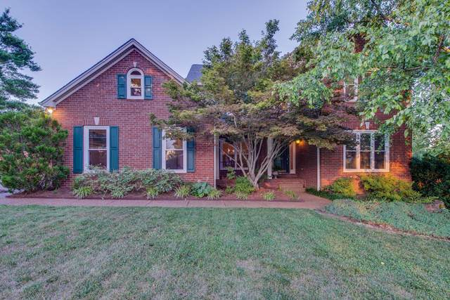 612 Mcgeachy Ln, Franklin, TN 37067 (MLS #RTC2161720) :: Benchmark Realty