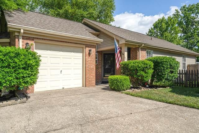 607 Spokane Ct, Franklin, TN 37069 (MLS #RTC2161765) :: John Jones Real Estate LLC