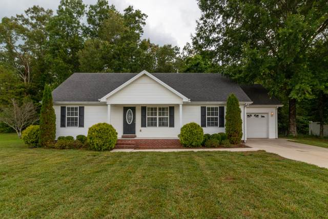 126 Lindsey Cir, Tullahoma, TN 37388 (MLS #RTC2161772) :: Nashville on the Move