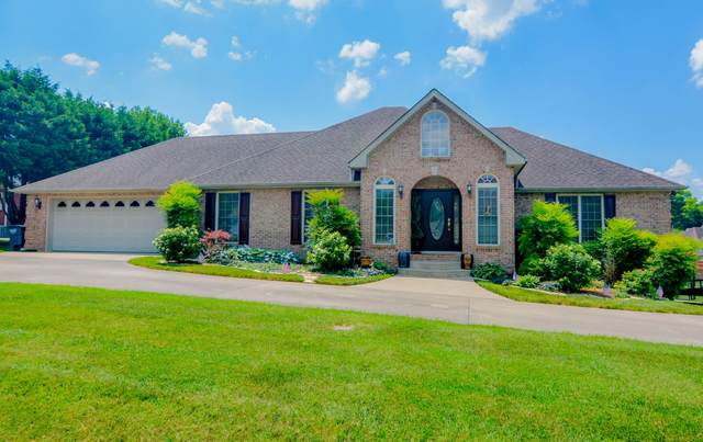 224 Trey Ct, Clarksville, TN 37043 (MLS #RTC2161803) :: The Miles Team | Compass Tennesee, LLC