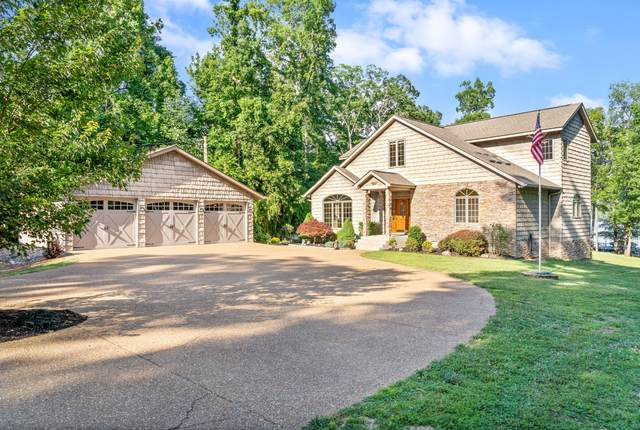 107 Raccoon Cir, Dover, TN 37058 (MLS #RTC2161804) :: The Milam Group at Fridrich & Clark Realty