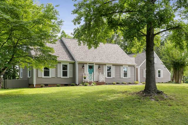 303 Kippsford Pond Rd, Columbia, TN 38401 (MLS #RTC2161838) :: Benchmark Realty