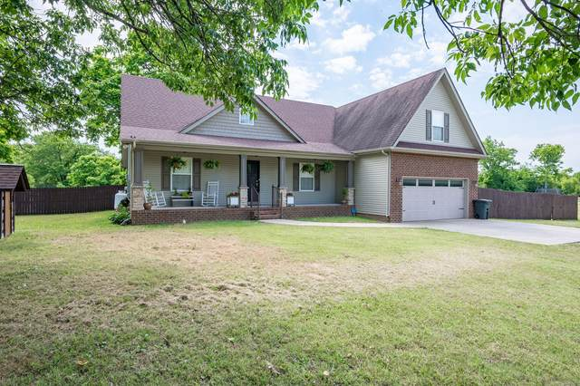 7777 Lowe Christiana Rd, Christiana, TN 37037 (MLS #RTC2161848) :: The Miles Team | Compass Tennesee, LLC