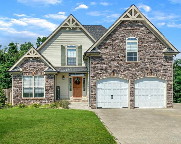 1557 Bonnie Blue Ave, Clarksville, TN 37042 (MLS #RTC2161877) :: Nashville on the Move