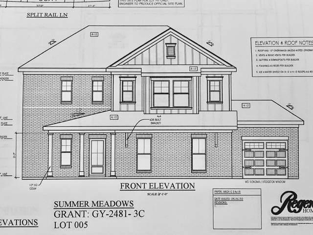 127 Split Rail Ln, Spring Hill, TN 37174 (MLS #RTC2161986) :: RE/MAX Homes And Estates