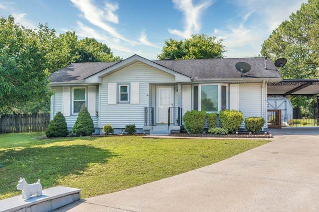 905 Ridgewest, Hermitage, TN 37076 (MLS #RTC2161987) :: Oak Street Group