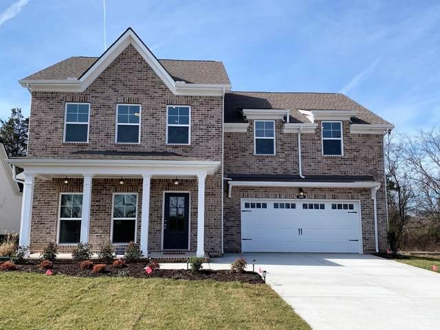 105 Beulah Rose Drive #117, Murfreesboro, TN 37128 (MLS #RTC2162024) :: RE/MAX Homes And Estates
