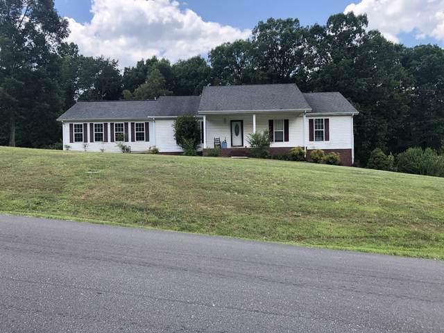 639 Post Oak Rd, Camden, TN 38320 (MLS #RTC2162228) :: Village Real Estate