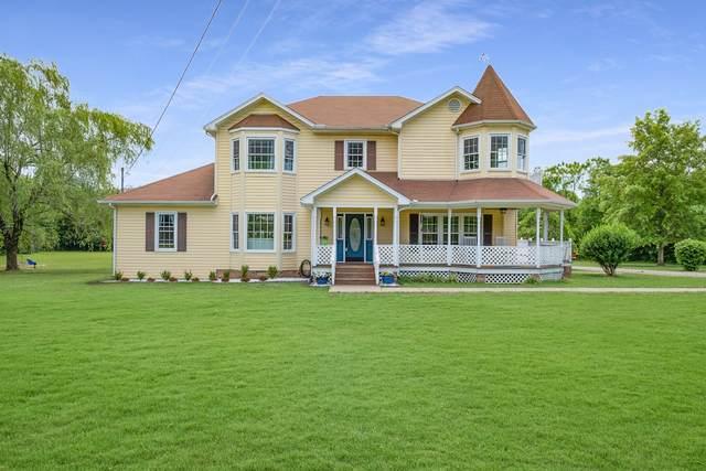 8821 Christiana Fosterville Rd, Christiana, TN 37037 (MLS #RTC2162246) :: John Jones Real Estate LLC