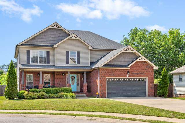 3704 Windhaven Ct, Clarksville, TN 37040 (MLS #RTC2162277) :: Maples Realty and Auction Co.